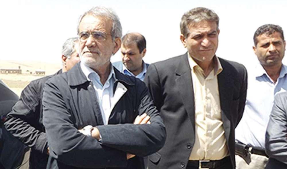 پزشکیان و خدادادی,اخبار سیاسی,خبرهای سیاسی,اخبار سیاسی ایران