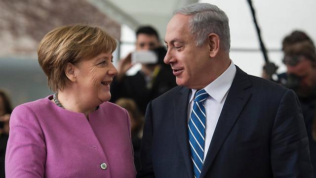 نتانیاهو و مرکل,اخبار سیاسی,خبرهای سیاسی,سیاست خارجی