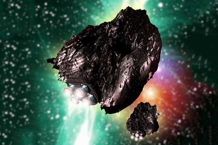ایستگاهی فضایی درون سیارک,اخبار علمی,خبرهای علمی,نجوم و فضا
