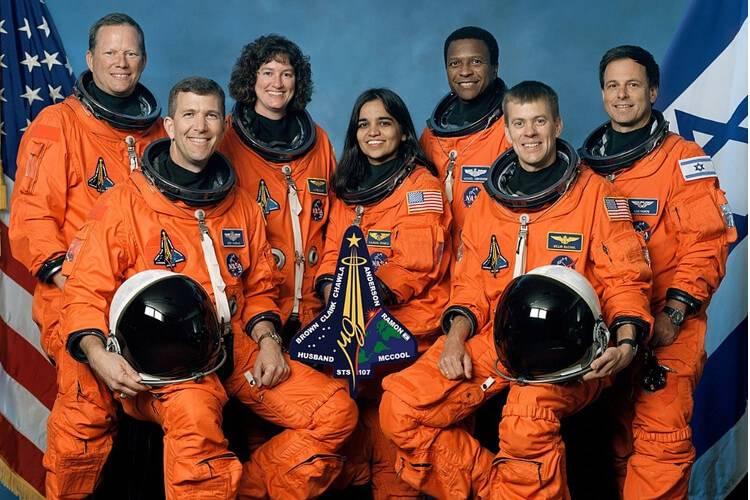 شاتل فضایی کلمبیا,اخبار علمی,خبرهای علمی,نجوم و فضا