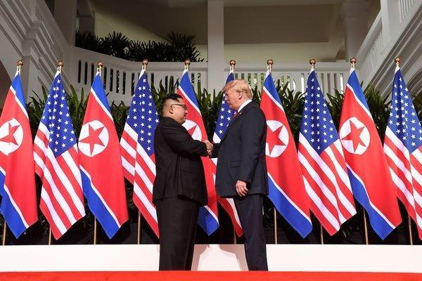 اون به ترامپ اعتماد دارد/افشای جزئیات دیدار مقامهای آمریکایی و کرهشمالی