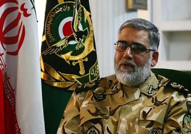 ارتش ایران از ربات های مسلح استفاده می کند