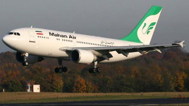 آلمان مجوز پروازهای 'ماهان' را لغو کرد