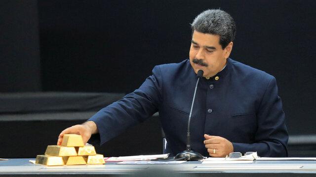 فروش طلا ونزوئلا به امارات,اخبار اقتصادی,خبرهای اقتصادی,اقتصاد جهان