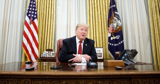 ترامپ: ایران یک تهدید بزرگ است