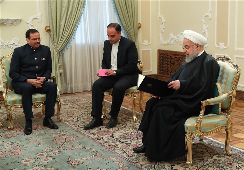 روحانی: پشتیبان مادورو هستیم