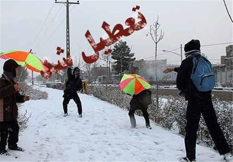 تعطیلی مدارس خراسان شمالی,نهاد های آموزشی,اخبار آموزش و پرورش,خبرهای آموزش و پرورش