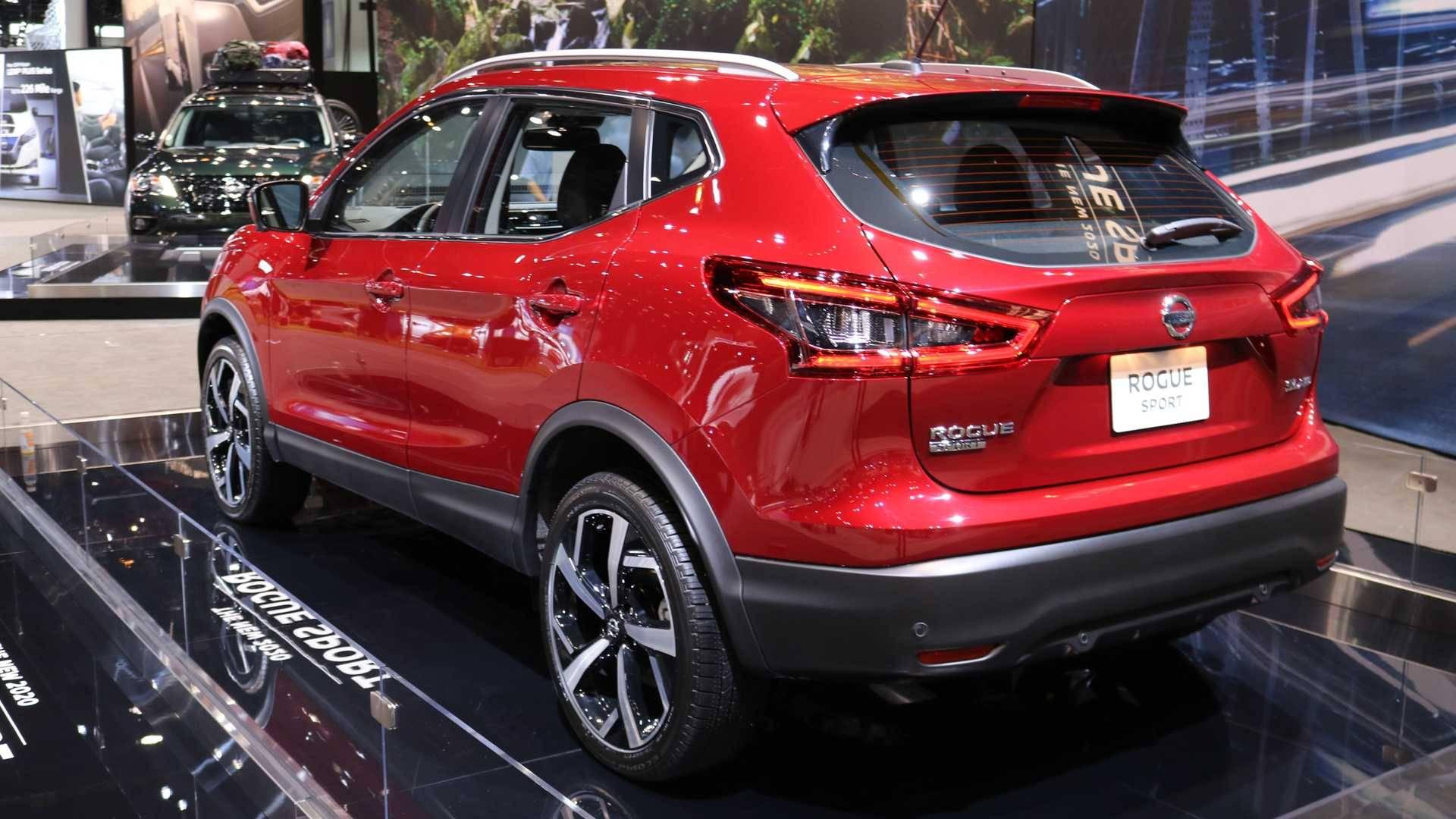 ماشین Rouge Sport 2020 نیسان,اخبار خودرو,خبرهای خودرو,مقایسه خودرو