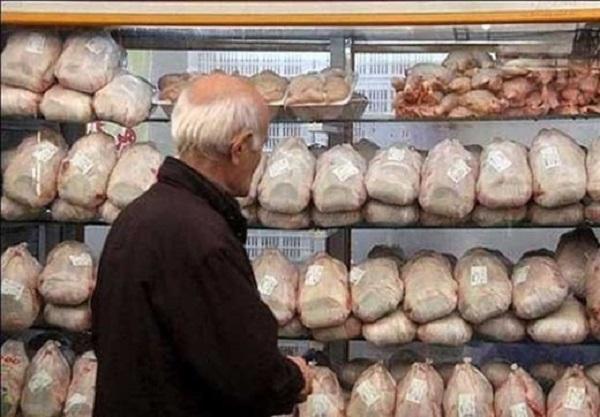 قیمت دام زنده تا ۴۰هزار تومان افزایش یافته است/ توزیع روزانه ۳۰۰تن مرغ تنظیمبازاری در تهران