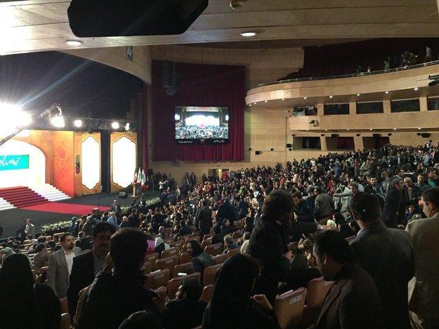 مراسم پایانی جشنوارهی فیلم فجر/ فیلم شبی که ماه کامل شد صاحب بیشترین جوایز