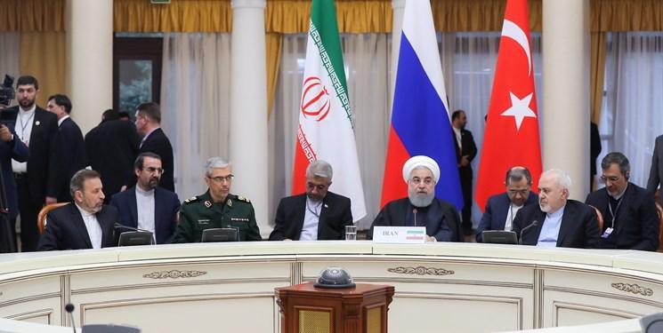 بیانیه پایانی نشست سوچی منتشر شد/ روحانی: سوریه برای بازسازی نیازمند کمک همه ما است