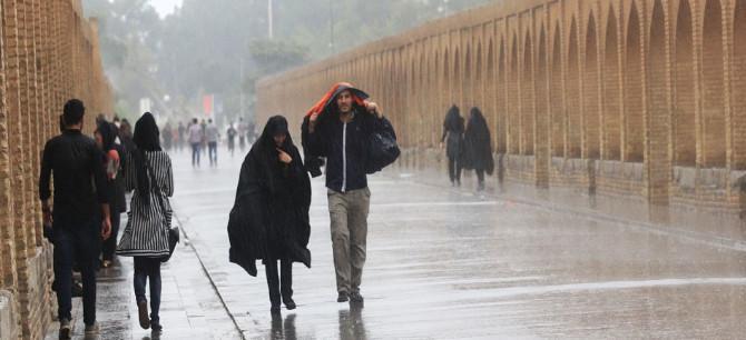 باش باران در اصفهان,اخبار اجتماعی,خبرهای اجتماعی,محیط زیست