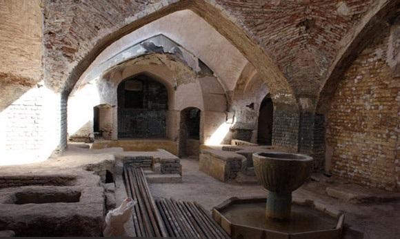 حمام شیخ بهایی,اخبار فرهنگی,خبرهای فرهنگی,میراث فرهنگی