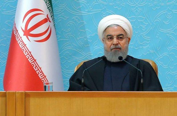 حسن روحانی: رسانه آزاد نداریم/ با فیلتر تلگرام همه ضرر کردیم