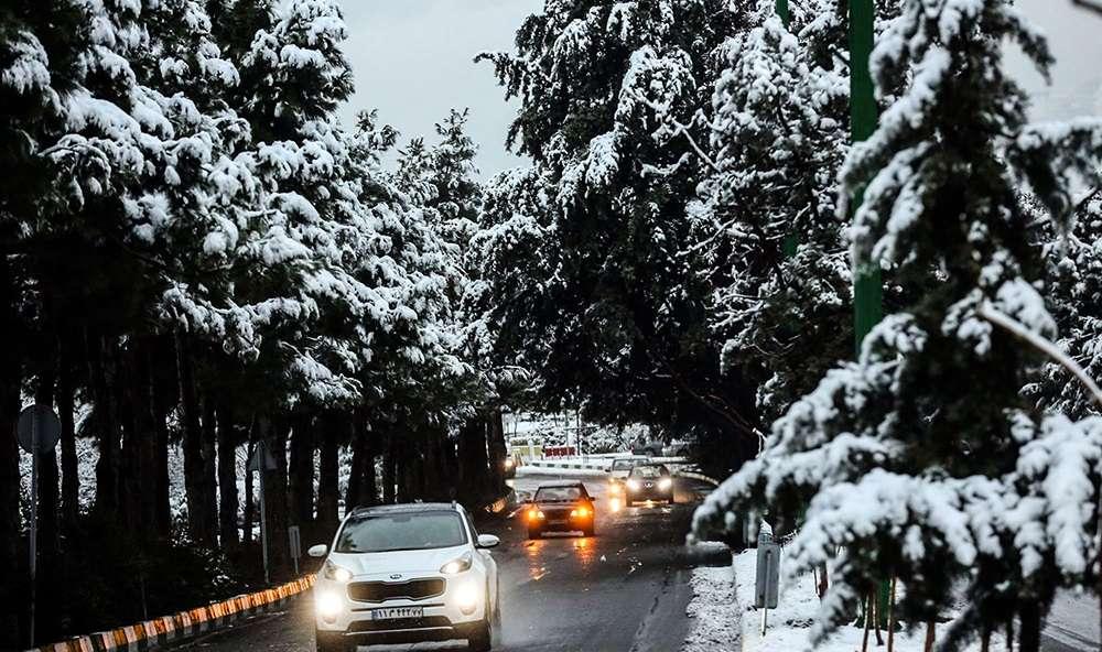 وضعیت جوی و ترافیکی جادههای کشور,اخبار حوادث,خبرهای حوادث,حوادث طبیعی