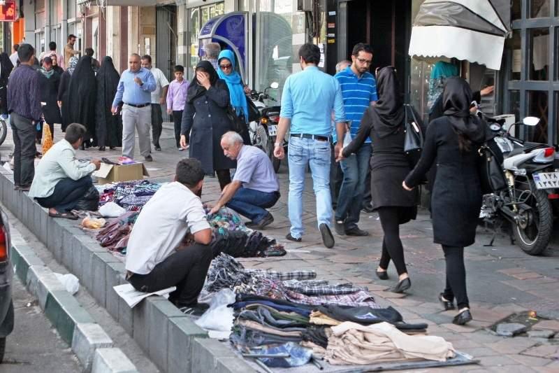 دستفروشی در خیابان,اخبار اجتماعی,خبرهای اجتماعی,شهر و روستا