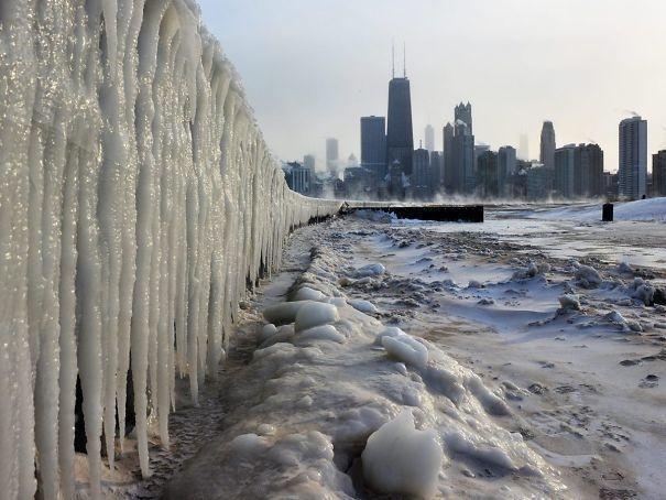 زمستان در شمال آمریکا,اخبار جالب,خبرهای جالب,خواندنی ها و دیدنی ها