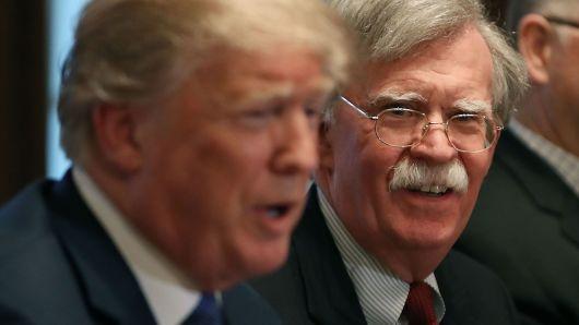 کاخ سفید رسما اعتراف کرد: برای سه ماهه اول ۲۰۱۹ علیه ایران برنامه داریم!