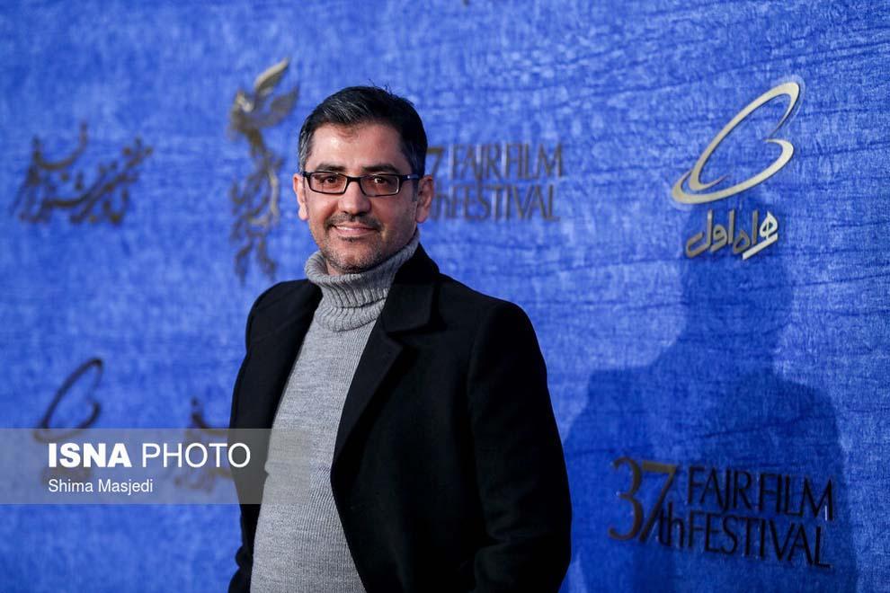 تصاویر روز هشتم جشنواره فیلم فجر,عکس های هشتمین روز جشنواره فجر 97,عکس بازیگران در فرش قرمز هشتمین روز جشنواره فیلم فجر