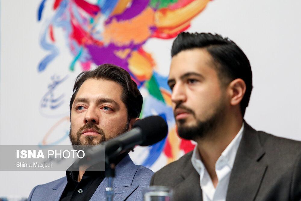 تصاویر روز نهم جشنواره فجر 97,عکس های نهمین روز جشنواره فیلم فجر,تصاویری از نهمین روز سیوهفتمین جشنواره فیلم فجر