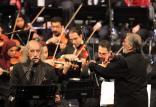 ارکستر ملی ایران در اولین شب سیوچهارمین جشنواره موسیقی فجر,اخبار هنرمندان,خبرهای هنرمندان,موسیقی