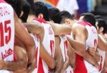 تیم ملی بکستبال,اخبار ورزشی,خبرهای ورزشی,والیبال و بسکتبال