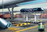 قطار با قابلیت پرواز,اخبار خودرو,خبرهای خودرو,وسایل نقلیه