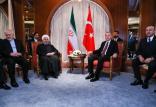 دیدار حسن روحانی و اردوغان,اخبار سیاسی,خبرهای سیاسی,دولت