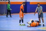 چاقوکشی در لیگ برتر هندبال,اخبار ورزشی,خبرهای ورزشی,ورزش
