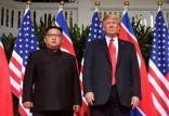 کیم جونگ اون و ترامپ,اخبار سیاسی,خبرهای سیاسی,اخبار بین الملل