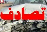سانحه رانندگی در قائم شهر,اخبار حوادث,خبرهای حوادث,حوادث