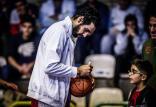 ارسلان کاظمی,اخبار ورزشی,خبرهای ورزشی,والیبال و بسکتبال