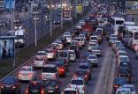 ترافیک صبحگاهی در تهران,اخبار اجتماعی,خبرهای اجتماعی,حقوقی انتظامی