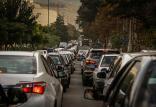 وضعیت ترافیکی کشور,اخبار اجتماعی,خبرهای اجتماعی,حقوقی انتظامی
