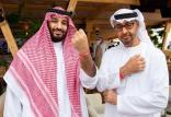 محمد بن سلمان و محمد بن زاید,اخبار سیاسی,خبرهای سیاسی,خاورمیانه