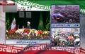 فیلم/ روحانی: برای ساختن موشک از کسی اجازه نگرفته و نخواهیم گرفت