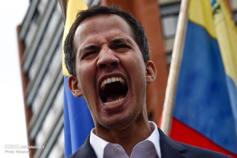 عکس اعتراضات خیابانی در ونزوئلا,تصاویراعتراضات خیابانی در ونزوئلا,عکس شورش شهرهای ونزوئلا