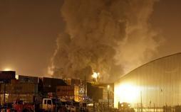 انفجار خط لوله نفت در مکزیک,اخبار حوادث,خبرهای حوادث,حوادث امروز