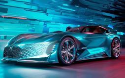 مدل مفهومی DS X,اخبار خودرو,خبرهای خودرو,مقایسه خودرو