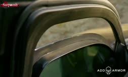 فیلم/ کادیلاک اسکالید ضدگلوله؛ محصول جدید AddArmor