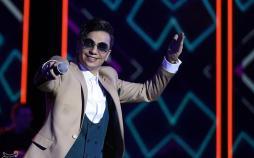تصاویر کنسرت موسیقی پاپ,تصاویر کنسرت محسن ابراهیم زاده,تصاویر کنسرت ماکان بند
