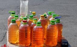 تصاویر فروش خیابانی بنزین,عکسهای پمپ بنزین های جدید تهران,عکس های فروش بنزین در در معابر