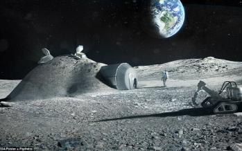 معدن کاری در ماه,اخبار علمی,خبرهای علمی,نجوم و فضا