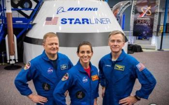 خدمه پرواز آزمایشی کپسول بوئینگ,اخبار علمی,خبرهای علمی,نجوم و فضا