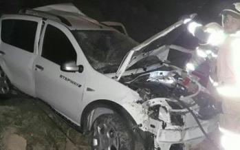 واژگونی خودرو در آزاد راه تهران- قم,اخبار حوادث,خبرهای حوادث,حوادث