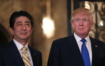 دونالد ترامپ و شینزو آبه,اخبار سیاسی,خبرهای سیاسی,اخبار بین الملل