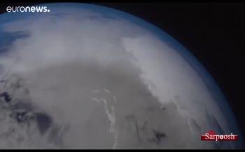ویدئو/ گرمایش زمین و آبشدن یخچالها به زبان ساده