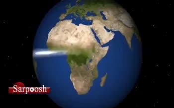 فیلم/ رویت سرعت نور هنگام چرخش دور کره زمین