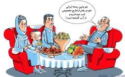 کاریکاتور خرید پسته ایرانی از خارج کشور,کاریکاتور,عکس کاریکاتور,کاریکاتور اجتماعی