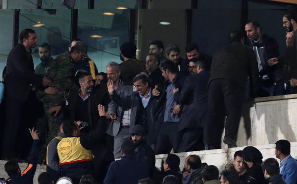 محمود احمدی نژاد,اخبار سیاسی,خبرهای سیاسی,احزاب و شخصیتها